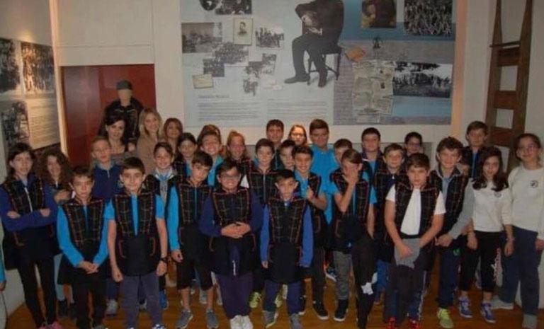 Ημερίδα για τα εκπαιδευτικά προγράμματα του Μουσείου Μακεδονικού Αγώνα